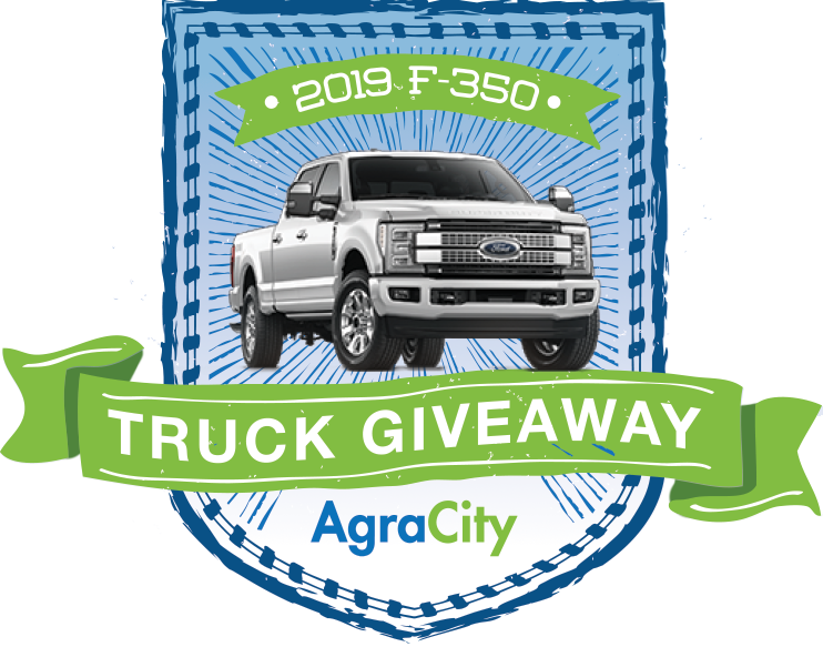 The DRIVING FARM PROFITABILITY Truck Giveaway! – Agracity